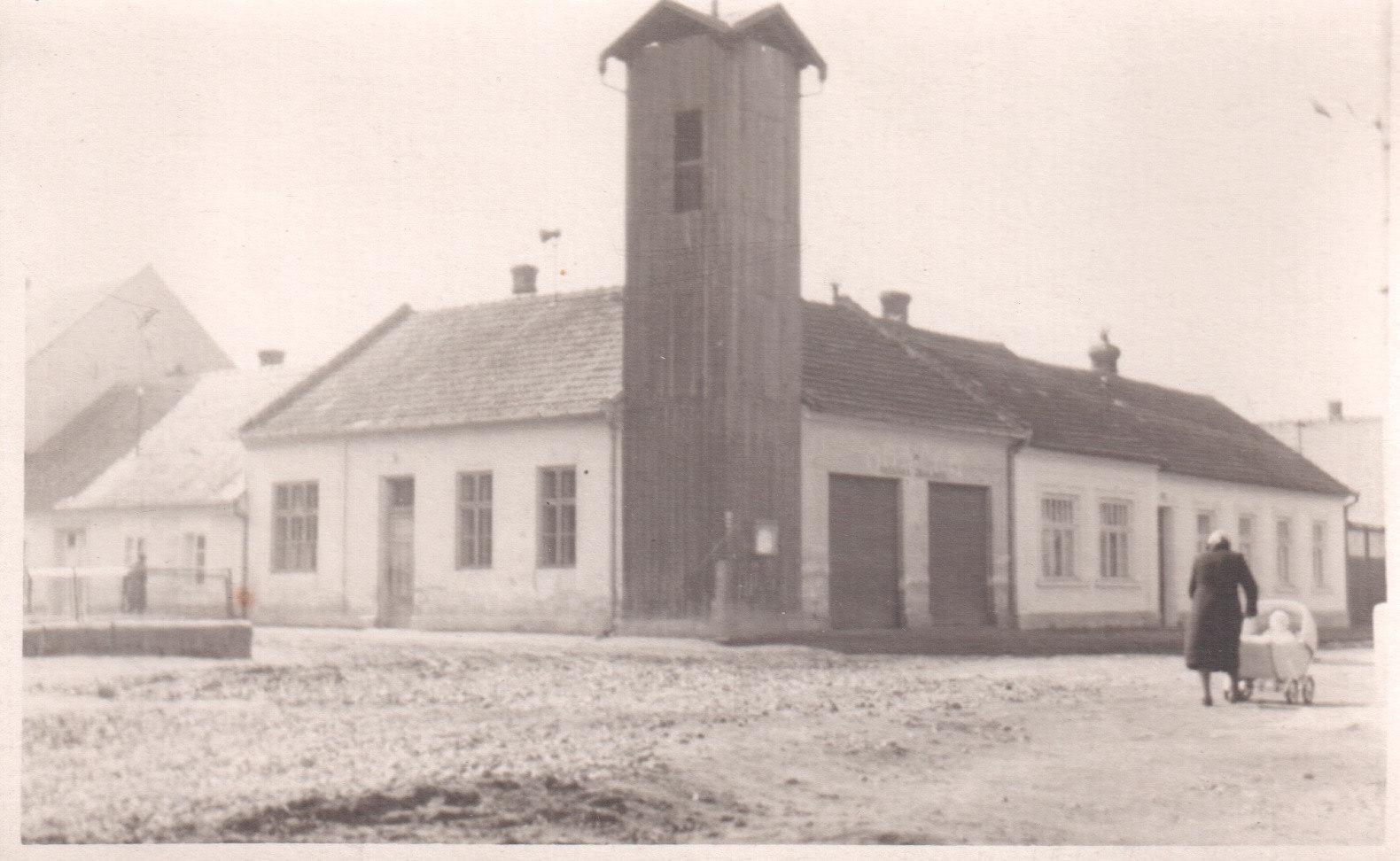 Hasičská zbrojnice dům č.p. 75