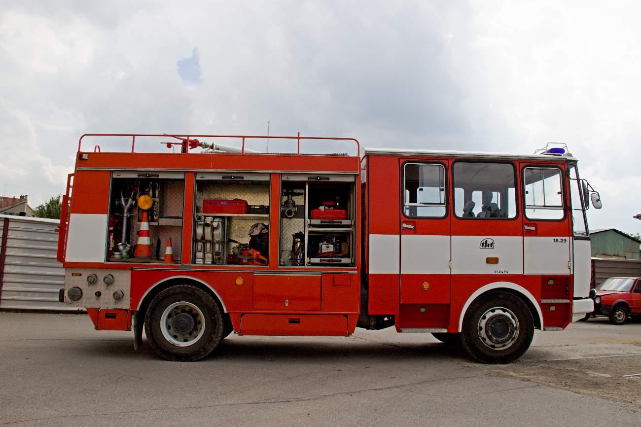 CAS 25 Škoda Liaz