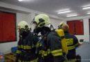 Výcvik nositelů dýchací techniky