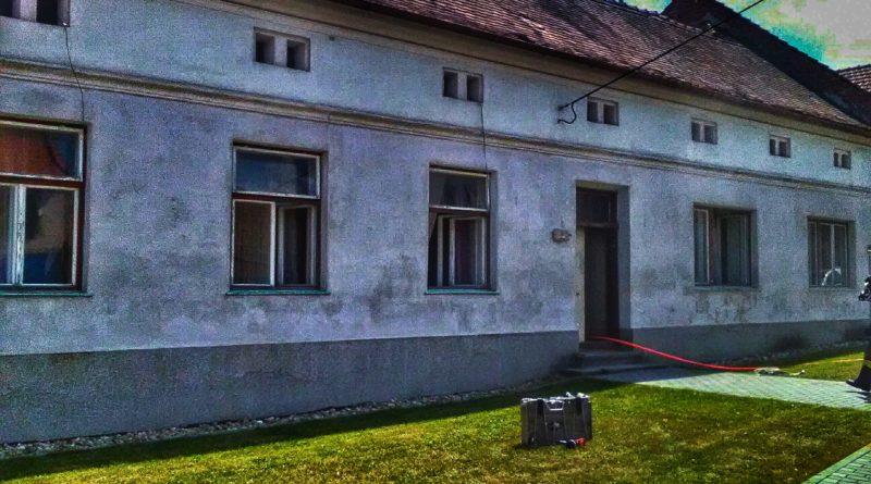 14. 7. 2018 Požár rodinného domu v Lysicích