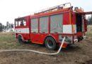 4. 4. 2019 Požár lesního porostu Nýrov
