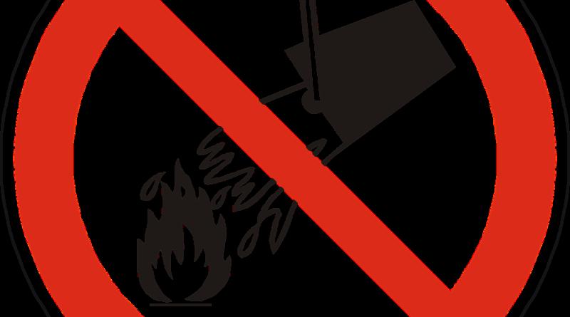 Planý poplach Blansko 23. 10. 2020